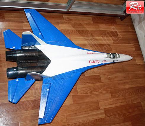 самолет Art-tech Su-27 Knight